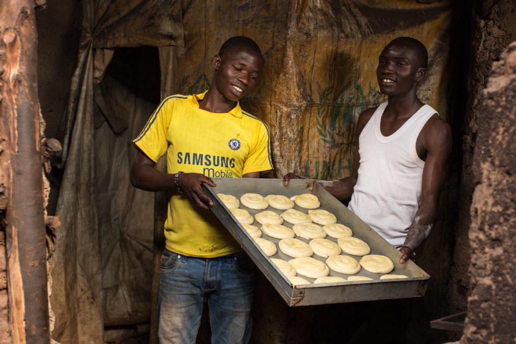 Rwanda bakery