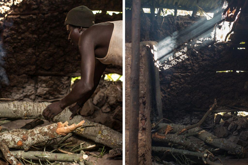 Rwanda Bakery Oven