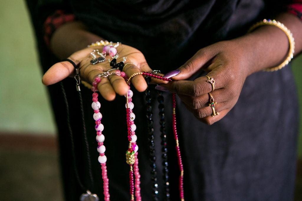 India jewelry making